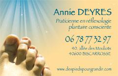 Annie Deyres