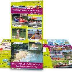 Nautilius-BKS, loueurs d'engins nautiques