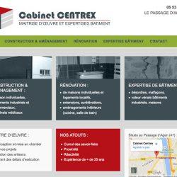 Maîtrise d'œuvre et expertises bâtiment www.cabinetcentrex.fr