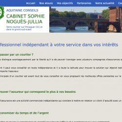 Cabinet sur Pinsaguel (31) www.courtier-jullia.fr