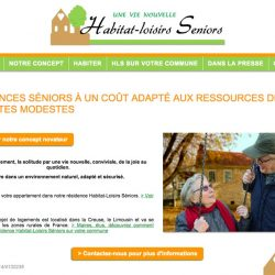 Résidences pour séniorswww.habitat-loisirs-seniors.fr