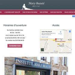 Institut de beauté à Sérignac (47)www.mary-beaute.fr