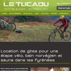 Gîte de groupe dans les Pyrénées (65)www.tucaou.fr