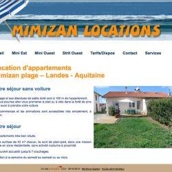 Location d'appartements www.mimizan-locations.com