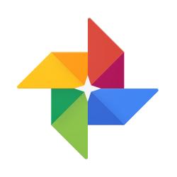 google photos diaporama
