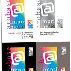 Logo Arobase Imprimerie