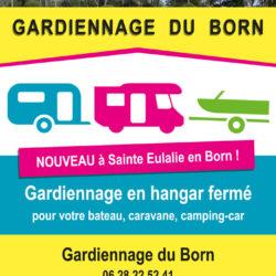 Gardiennage du Born : Gardiennage bateaux, caravanes, camping-cars