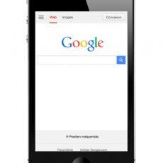 Référencement Google et adaptabilité pour mobiles