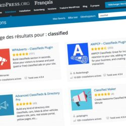 wordpress-annonces