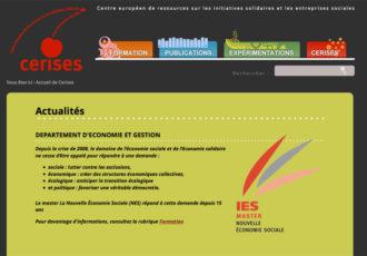 Cerises > cerises.univ-tlse2.fr