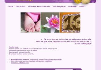 Toucher la vie, Réflexologie plantaire > www.toucherlavie.fr