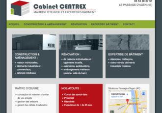 Cabinet Centrex, Maîtrise d'œuvre et expertises bâtiment > www.cabinetcentrex.fr