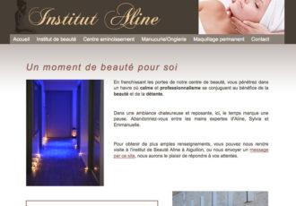 Institut Aline, Institut de beauté > www.institut-aline.com