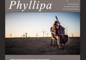 Phyllipa, Musicienne chanteuse > www.phyllipa.fr