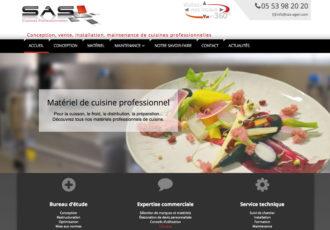 SAS Cuisines professionnelles > www.sas-agen.com