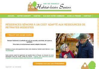 Habitat-Loisirs Seniors, Résidences pour séniors > www.habitat-loisirs-seniors.fr