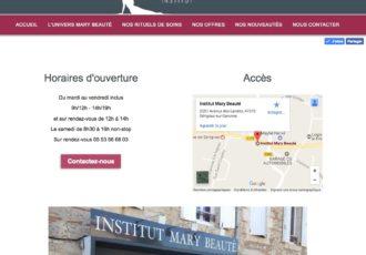 Institut Mary Beauté, Institut de beauté à Sérignac (47) > www.mary-beaute.fr
