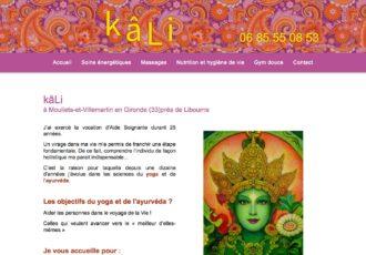 Kâli, Massages et ayurveda en Gironde (33) > kali-massage-ayurveda.com