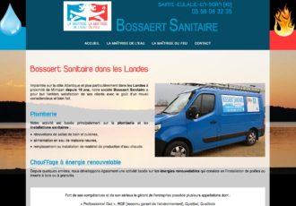 Bossaert Sanitaire, Plombier chauffagiste sur Sainte-Eulalie-en-Born (40) > www.bossaert-sanitaire.fr