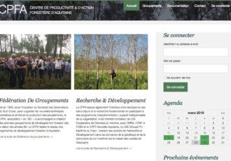 CPFA, Centre de Productivité & d'Action Forestière d'Aquitaine > cpfa.com