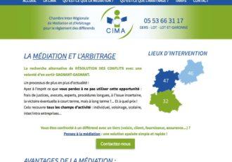 CIMA, Médiation et arbitrage > Visitez le site cimamediation.fr