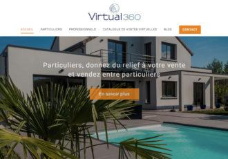 Virtual-360, visites virtuelles > Visitez le site virtual-360.fr