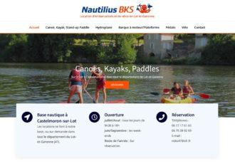 > Visitez le site www.nautilius-bks.fr