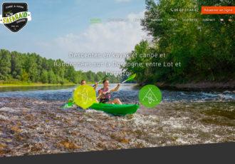 > Visitez le site www.canoe-kayak-dordogne.com