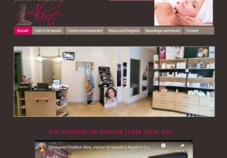 > Visitez le site www.institut-aline.com