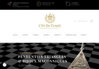 > Visitez le site l-or-du-temple.com